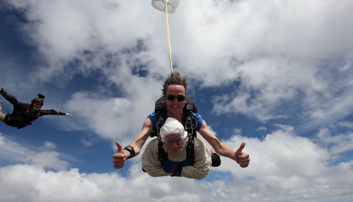 102-year-old Australian woman reclaims world record for ...