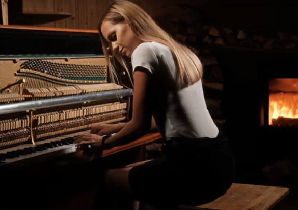 Piano songs heavy metal with 6 Amazing